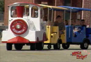 Trackless Train Rentals in the CHicago and Chicaoland Suburbs